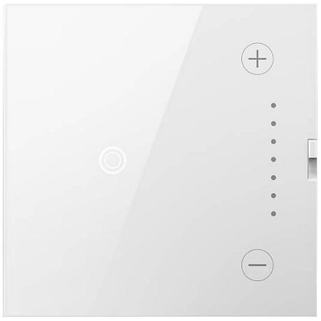 adorne® White 700 Watt Wireless Master Touch Dimmer