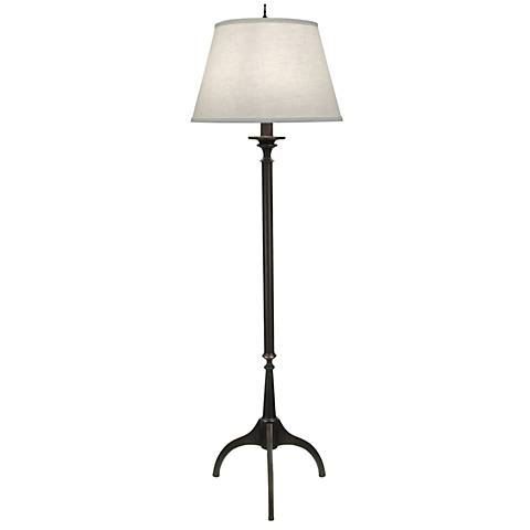 Wittrock Tripod Oxidized Bronze Floor Lamp