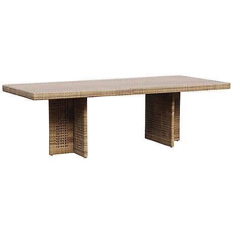 Dann Foley Highland Rectangular Outdoor Dining Table