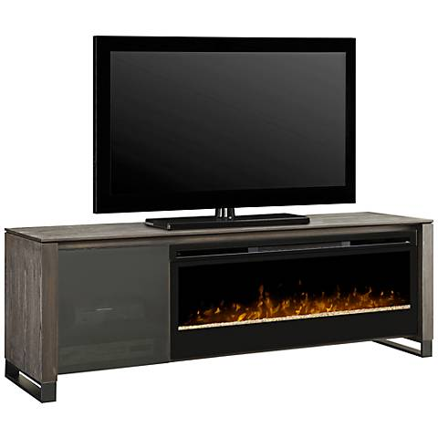 Howden Cape Cod Media Console Fireplace