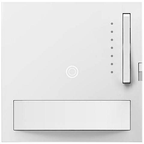 adorne® White Auto-On Auto-Off 700 Watt SensaDimmer