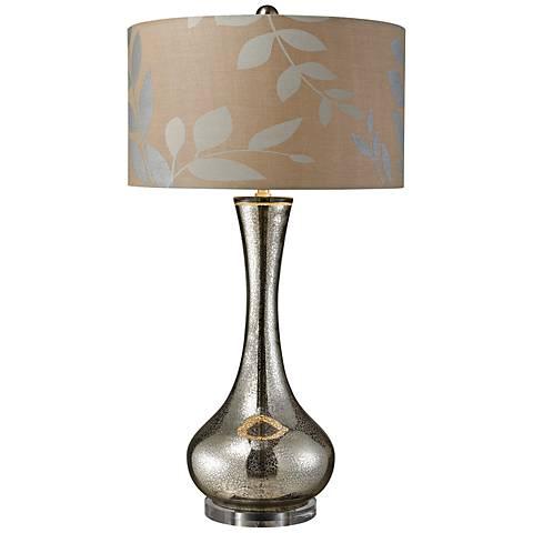 Dimond Orion Mercury Glass Table Lamp