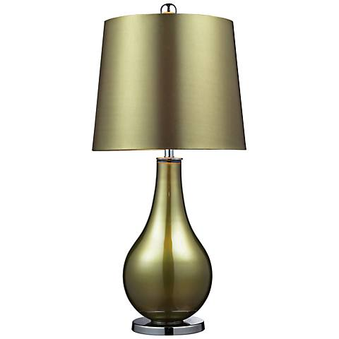 Dimond Dayton Sigman Green Table Lamp