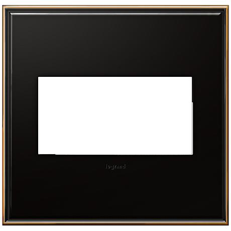 adorne® 2-Gang Oil-Rubbed Bronze Wall Plate