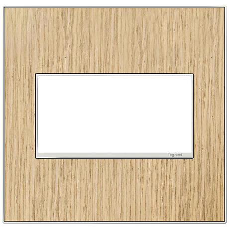 adorne® 2-Gang French Oak Wall Plate