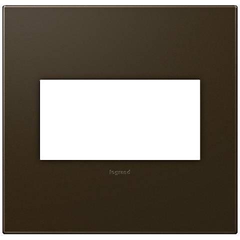 adorne® 2-Gang Bronze Wall Plate