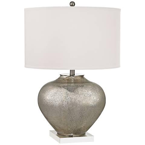 Dimond Edenbridge Mercury Glass LED Table Lamp