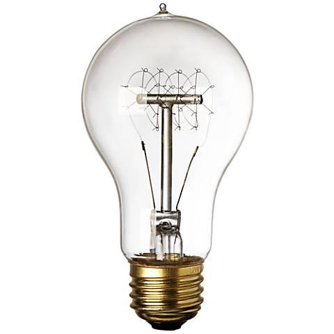 Victorian Edison Style 60 Watt Medium Base Light Bulb