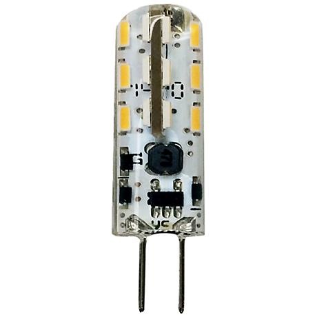 1.5 Watt Dimmable G4 Bi-Pin Base LED Light Bulb