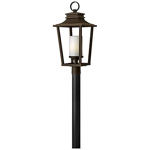"Sullivan 26""H Oil-Rubbed Bronze Outdoor Post Light"