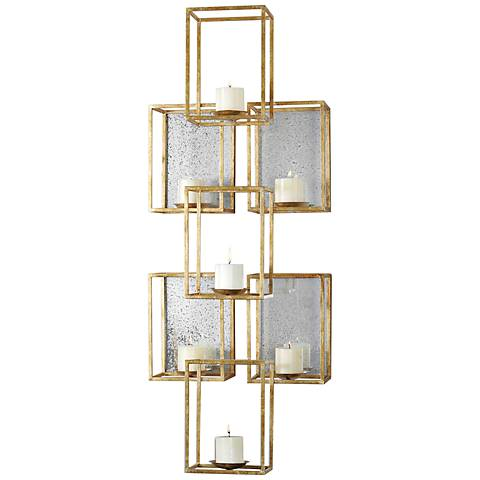Lamps Plus Candle Wall Sconces : Uttermost Ronana Wall Sconce 46 1/2