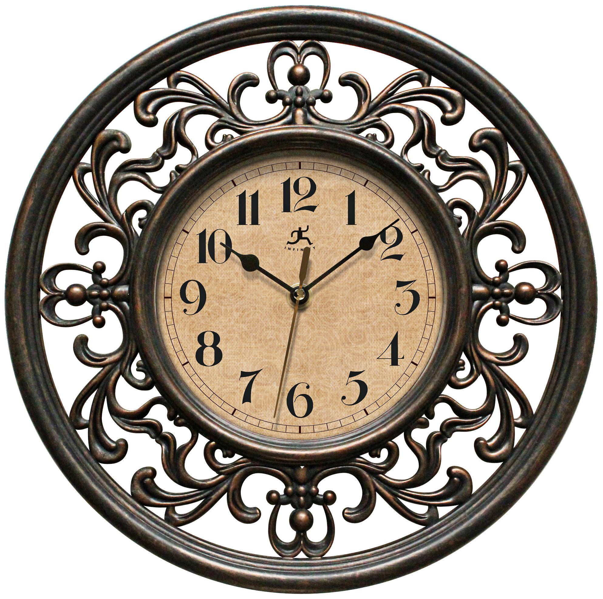 Wall Clocks Keep Time in Every Room Lamps Plus