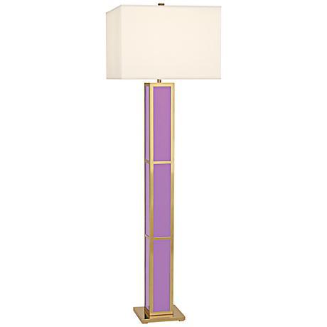Jonathan Adler Barcelona Lavender Floor Lamp