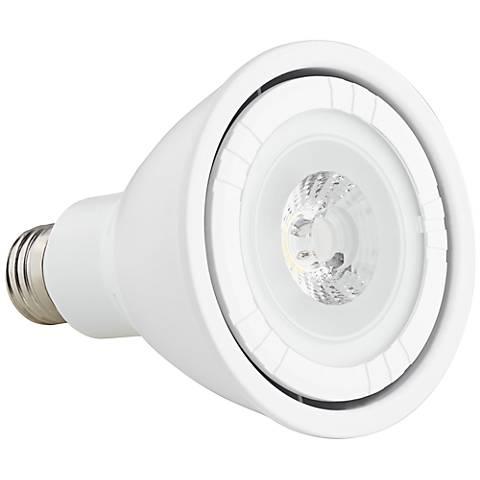 Wet Location 14 Watt Medium Base PAR 30 Dimmable LED Bulb