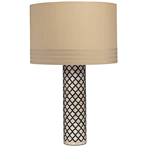 Jamie Young Mughal Bone Table Lamp