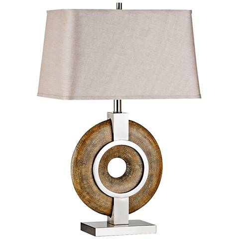Nova Icon Ottoman Marble Table Lamp