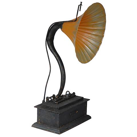 Crestview Sounds II Decorative Phonograph Sculpture