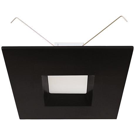 """6"""" Cyber Tech 19 Watt LED Retrofit Trim in Bronze"""
