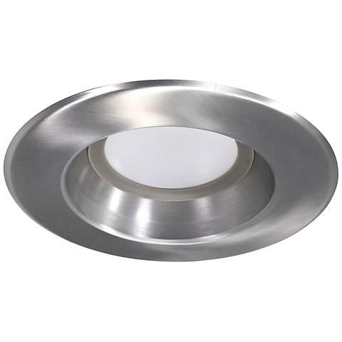 "DLR56 5000K Nickel 17W 5""/6"" Retrofit LED Downlight"