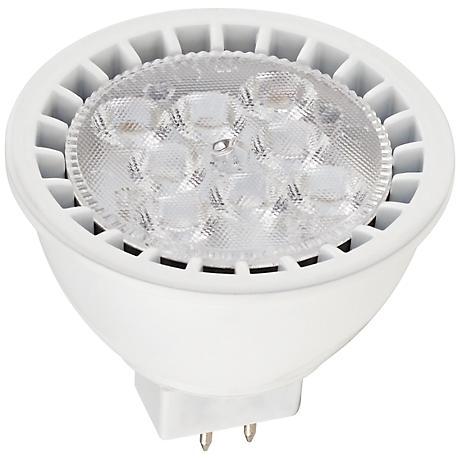 7 Watt Dimmable 12 Volt MR16 LED Light Bulb