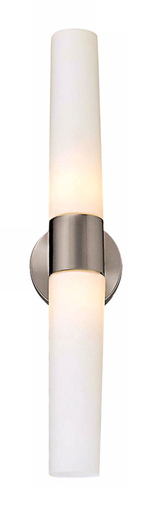 George Kovacs Two Light Contemporary Wall Sconce Part 77