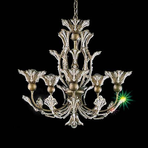 Schonbek Rivendell 5-Light Swarovski Crystal Chandelier