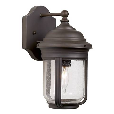 "Amherst Collection 13"" High Outdoor Lantern"