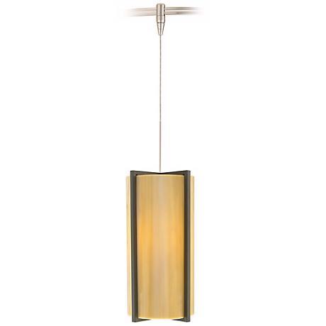 Essex Sand Tech Lighting MonoRail Pendant Light