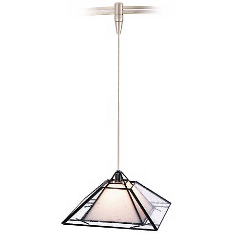 Oak Park Clear Tech Lighting MonoRail Pendant