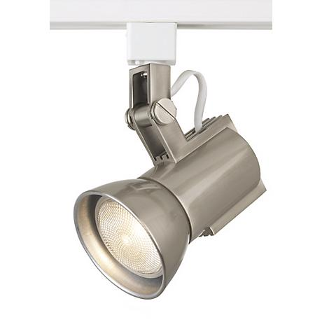 WAC Nickel Track Head Light for Lightolier Track Systems