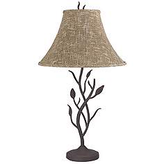 Wrought Iron Bedside Lamps Iron Table Lamps  Lamps Plus