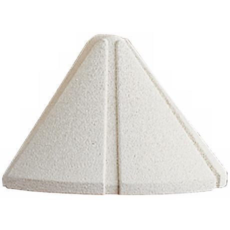 Kichler Textured White Mini Deck Light