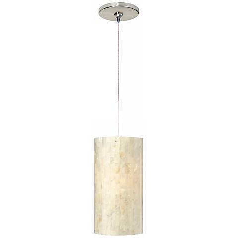 Playa White Tech Lighting Mini Pendant Light