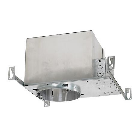 """7"""" Luminaire IC New Construction CFL Recessed Housing"""