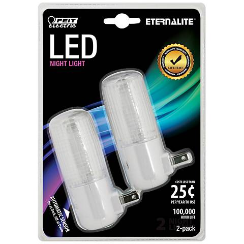 Two Pack LED Night Lights