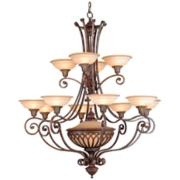 "Feiss Stirling Castle 47 1/4"" Wide 13-Light Chandelier"