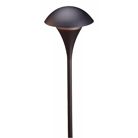 Kichler Tannery Bronze Landscape Path Light