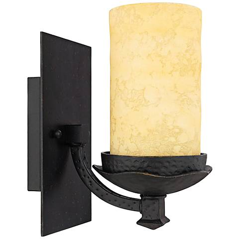 """La Parra Collection 9"""" High Wall Sconce"""