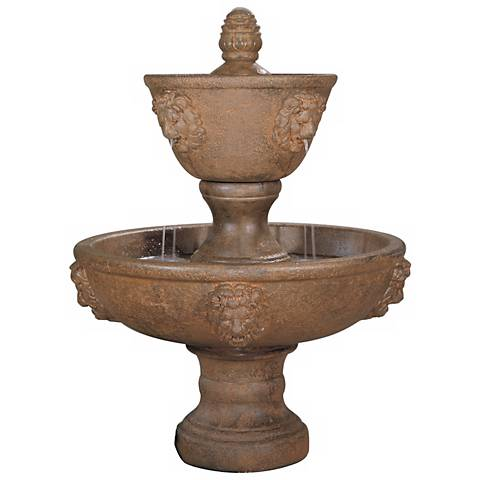 Outdoor Floor Fountains Lamps Plus