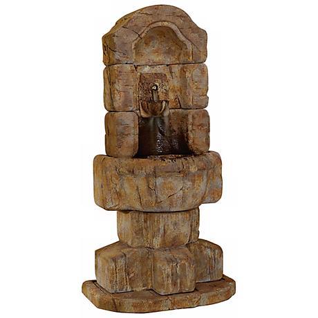 Henri Studio Granada Lavabo Alcove Fountain