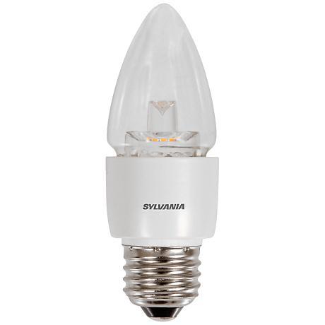 6 Watt E26  Blunt Tip Sylvania LED Light Bulb