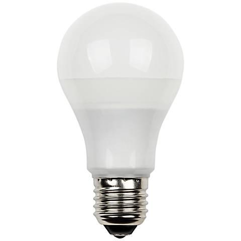 LED 10 Watt Omni-Directional A19 Light Bulb