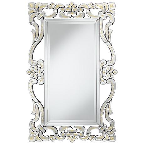 "Chateau Venetian 24 1/2""x38"" Buffet Wall Mirror"