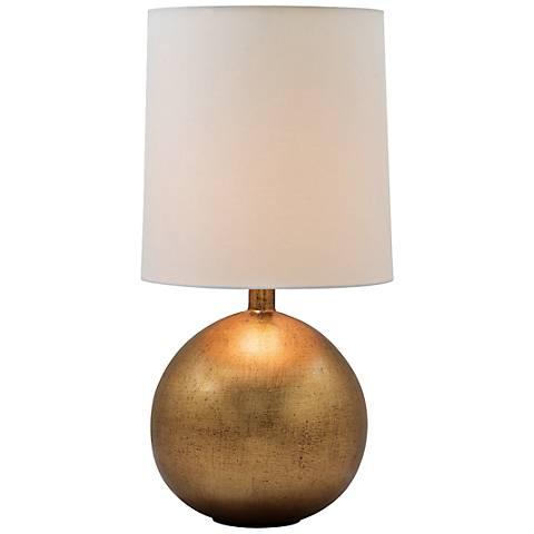 Port 68 Foley Gold Ceramic Table Lamp