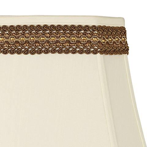 Florentine Brown-Gold Fancy Cord Shade Trim - 3 Yards