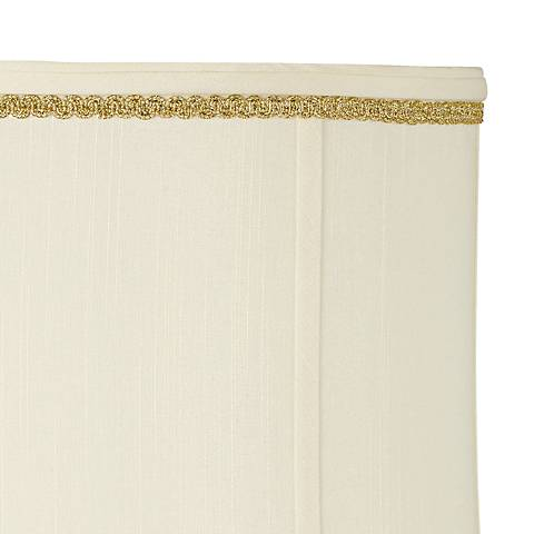 Gold Metallic Scroll Braid Lamp Shade Trim - 4 yards