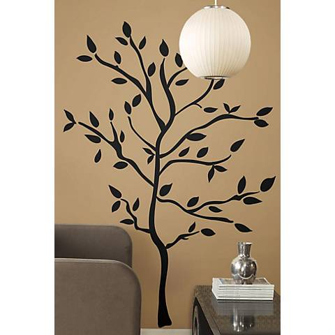 Tree Branches Peel and Stick Wall Decal Set