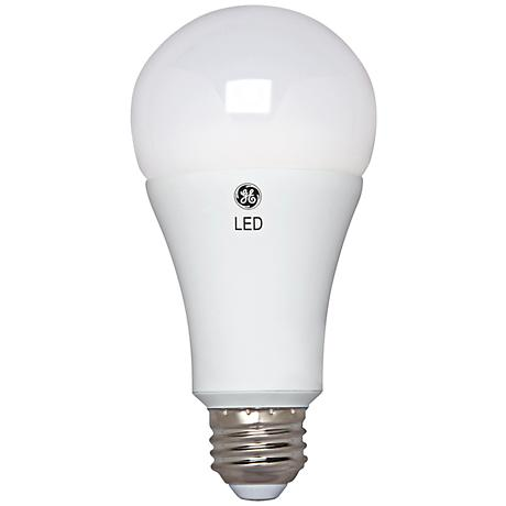 GE 14 Watt Dimmable A21 Base LED Light Bulb