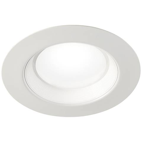 """White LED 5"""" and 6"""" Recessed Retrofit Downlight"""