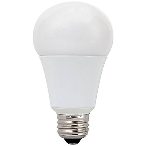 Connected 11 Watt LED A19 Medium Base Light Bulb